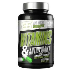 SOUL PROJECT VITAMINS & ANTIOXIDANTS 100 CAPS